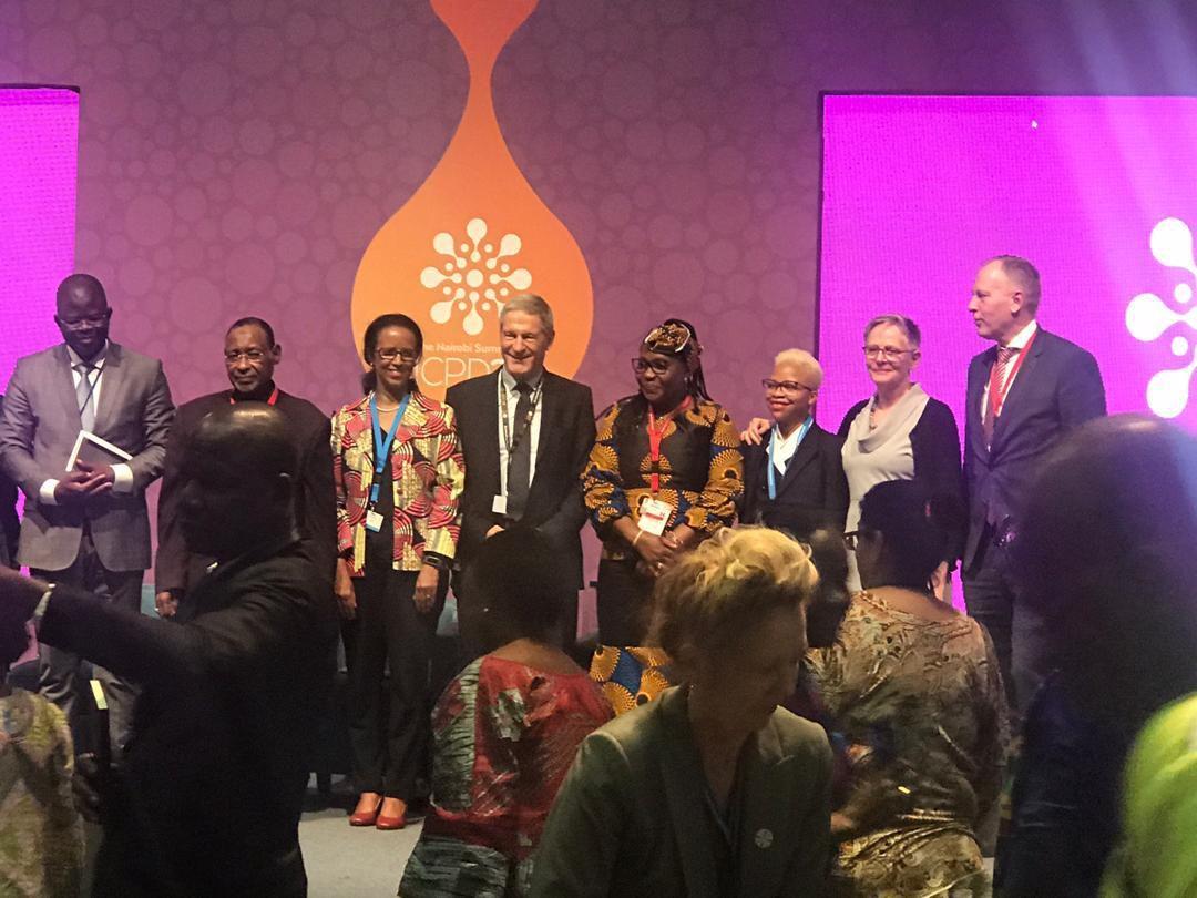 CONGO : QUAND LES EXPERIENCES RIMENT AVEC PLAIDOYER A  NAIROBI