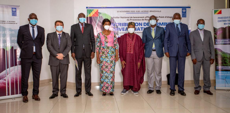 Climat/Accord Paris : Un atelier sur la Contribution Déterminée au niveau national a été lancé à Brazzaville.