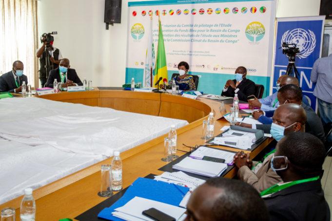 FONDS BLEU ET BASSIN DU CONGO : MISSION ACCOMPLIE POUR LE COMITE DE PILOTAGE TECHNIQUE