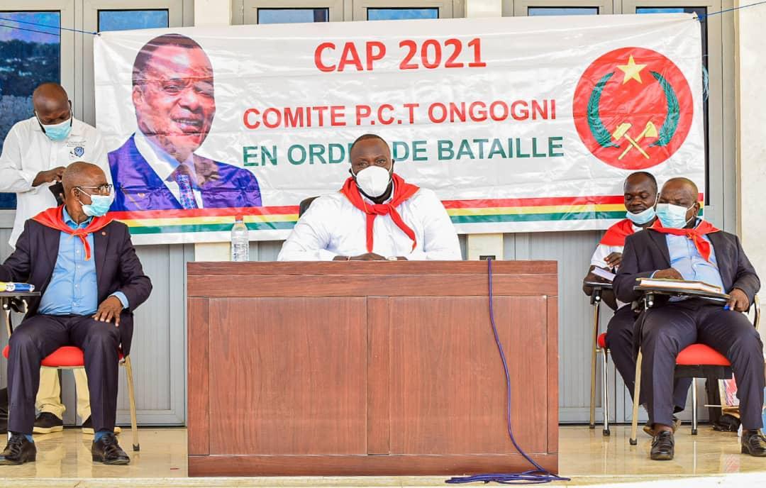 Présidentielle 2021 : le comité-PCT Ongogni se prépare pour le scrutin