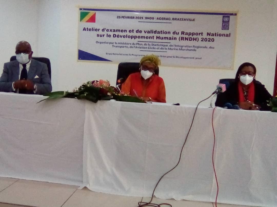 AU CONGO, LE RAPPORT CAPITAL HUMAIN EXIGE UNE VERITABLE REFLEXION