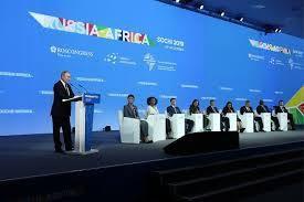 VLADIMIR POUTINE A REUNI LES LEADERS AFRICAINS DANS LA VILLE RUSSE DE SOTCHI