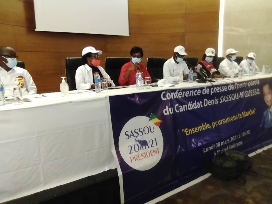 Le volet social du projet de société du candidat Sassou N'guesso déplié