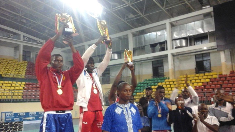 Boxe 2018: la Dgsp au sommet de la ligue départementale de Brazzaville