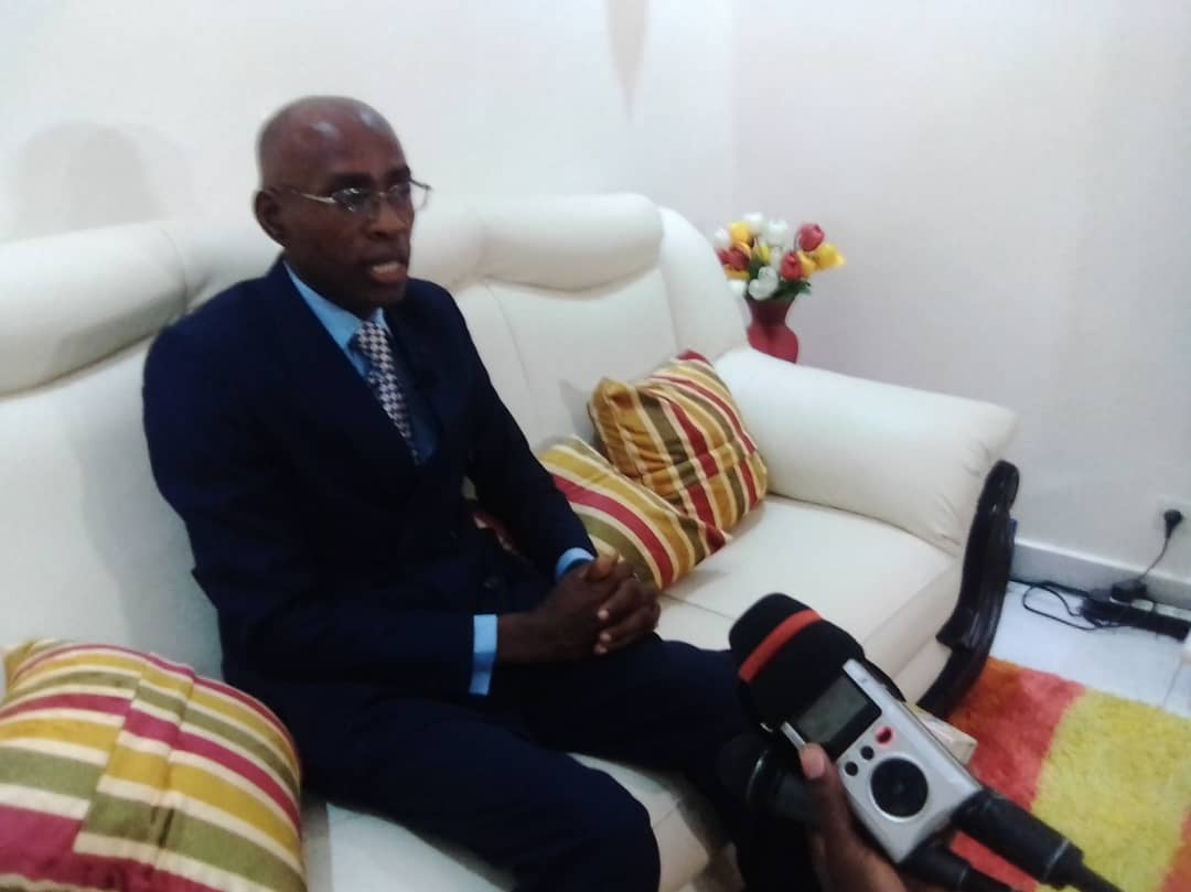 JEAN LUC MOUTHOU : « JE CONSIDERE MA NOMINATION COMME UNE LOURDE RESPONSABILITE… »