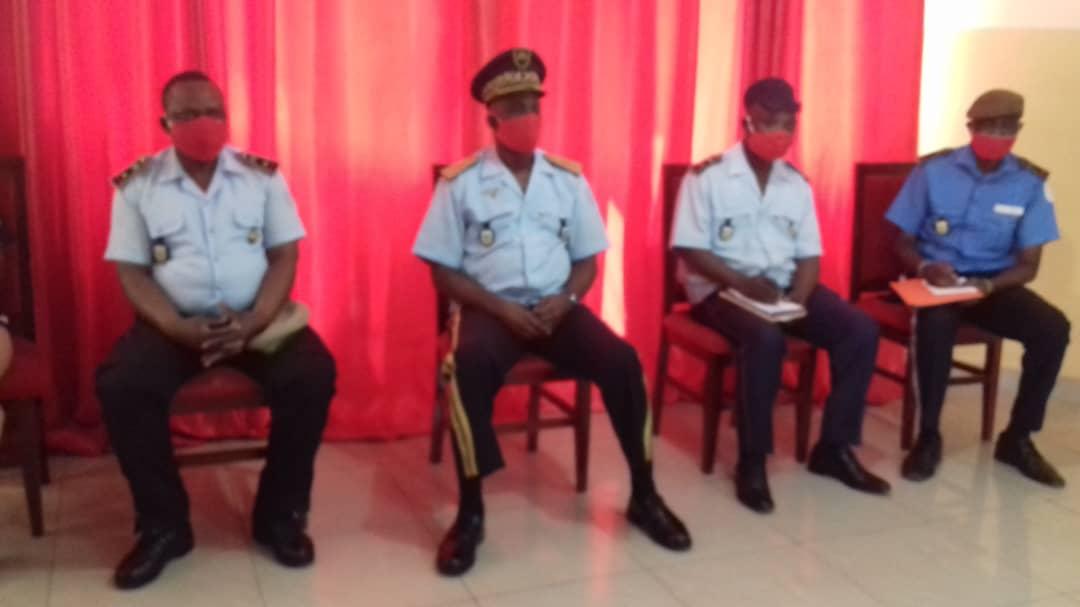 La direction de la sécurité civile partage ses expériences