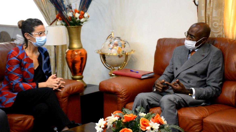 Le Programme Apprendre se déploie à Mouyondzi
