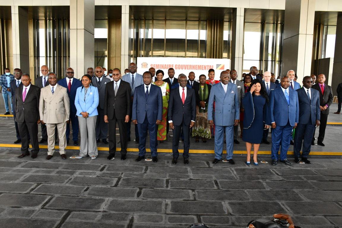 Programme d'action du gouvernement : Anatole Collinet Makosso devant le Parlement ce 21 juin