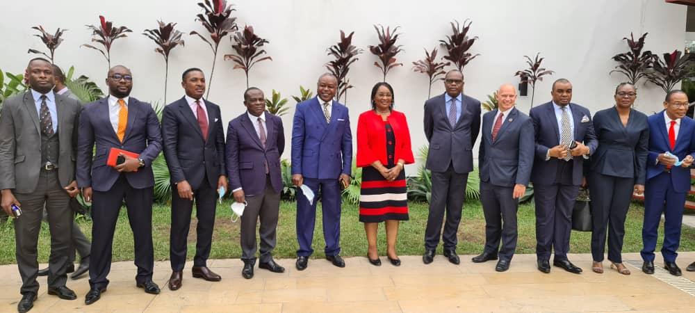 Les progrès du Caria s'examinent à Brazzaville