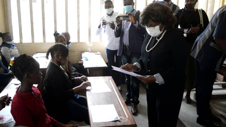 682 candidats pour 130 places aux lycées de Mbounda et d'Oyo