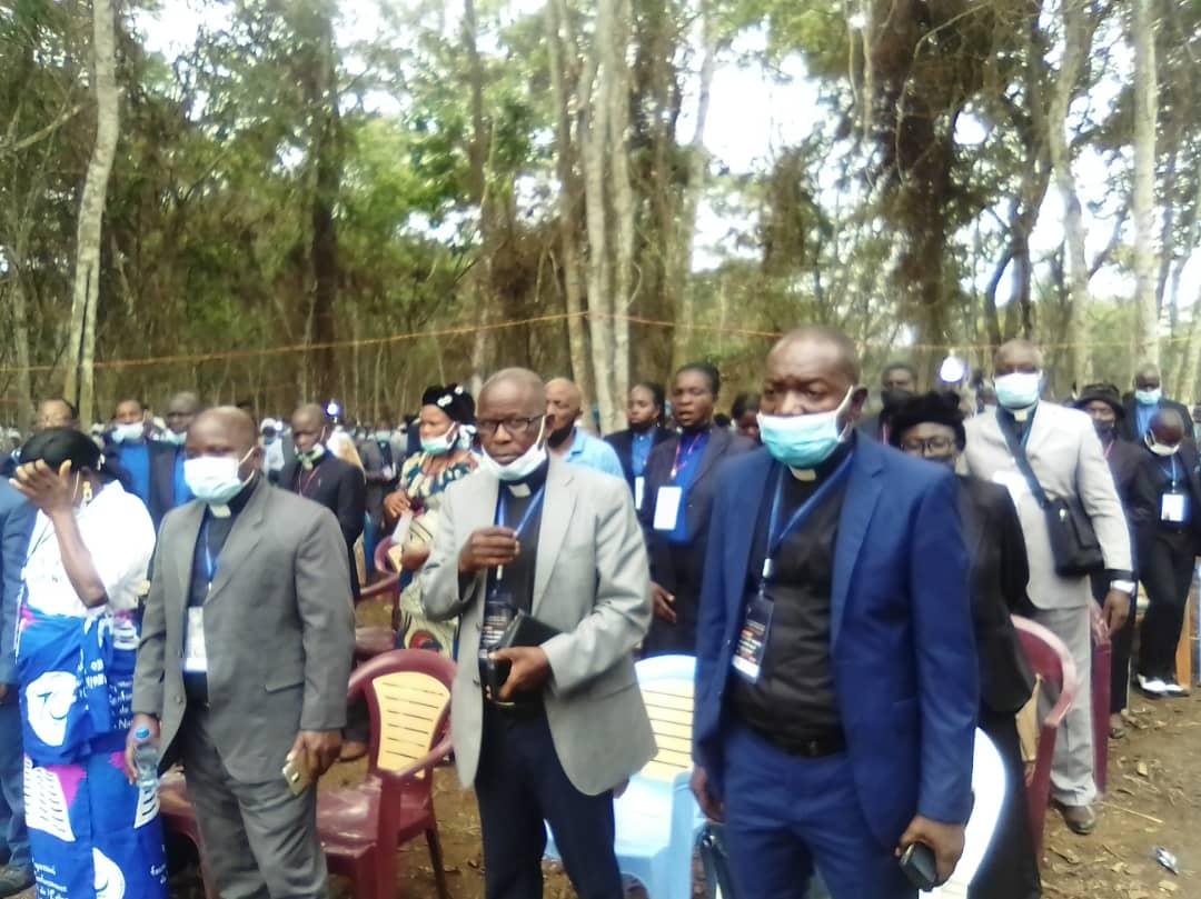 La retraite spirituelle de Mbémbé Owando 2021 en image