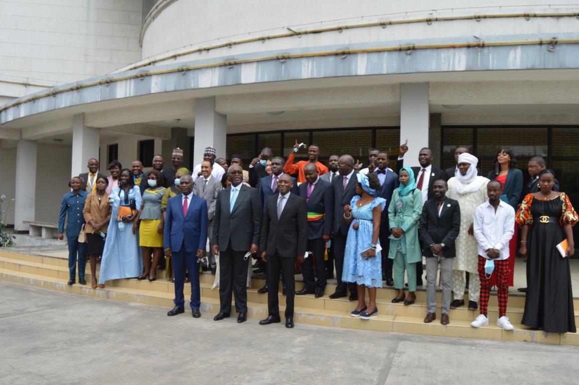 Les jeunes de la Ceeac à l'honneur au forum de Brazzaville