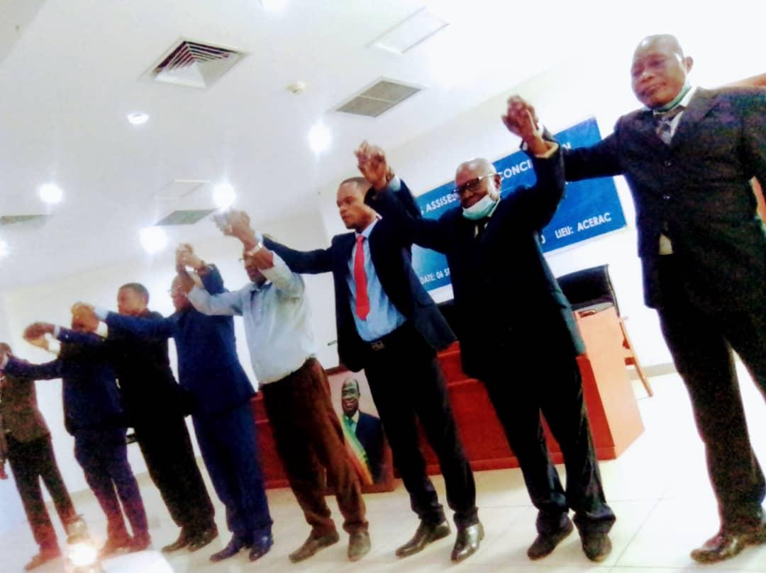 Udr Mwinda : la réconciliation au cœur des assises