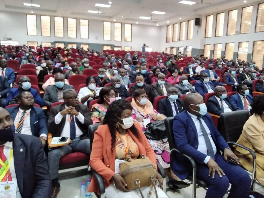 Au Congo, le Conseil national décide d'augmenter le quota des enseignants actifs