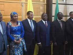 12ème session ordinaire du Comité de pilotage à Brazzaville