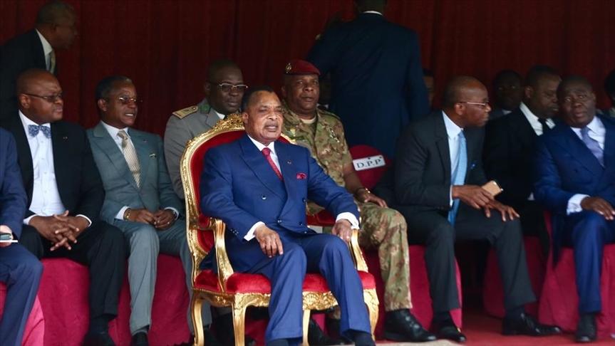 LA DYNAMIQUE POUR LE DEVELOPPEMENT DU CONGO SOUTIENT DENIS SASSOU N'GUESSO