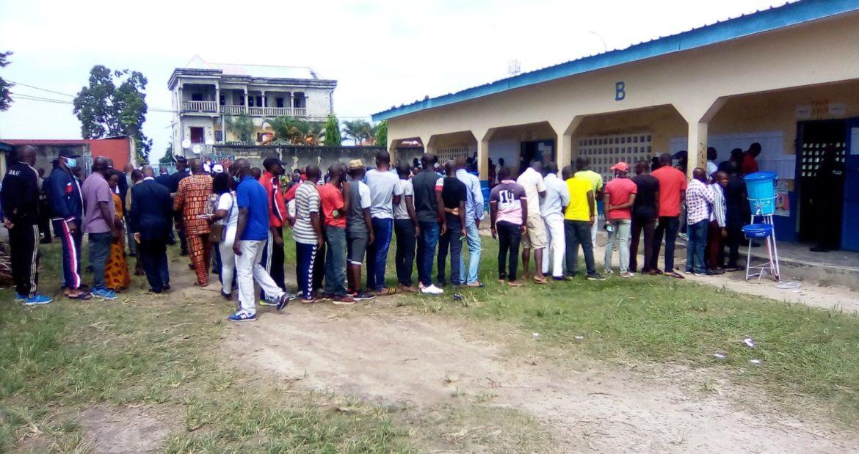 AU CONGO, PLUS DE 2,5 MILLIONS D'ELECTEURS ATTENDUS AUX URNES LE 21 MARS 2021