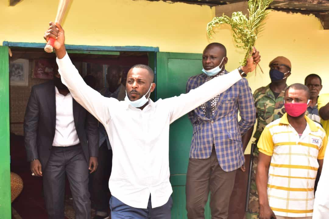 LA CAMPAGNE ELECTORALE POUR LA PRESIDENTIELLE EST LANCEE AU CONGO