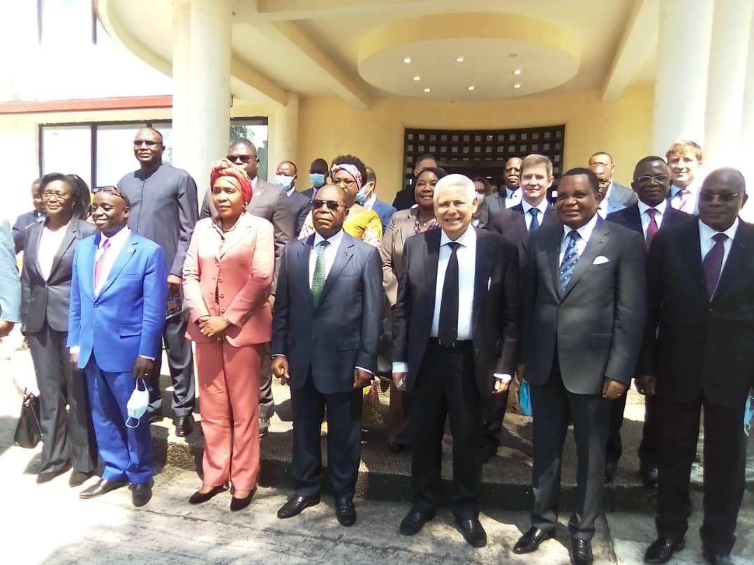 UN APPUI DES NATIONS-UNIES POUR DEVELOPPER LE CONGO