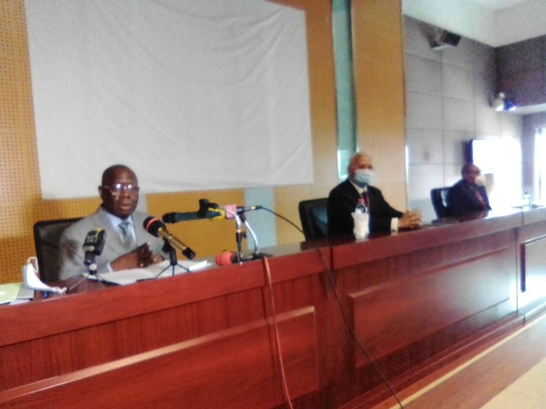 « La récréation est terminée », a dit  Emmanuel Ollita Ondongo