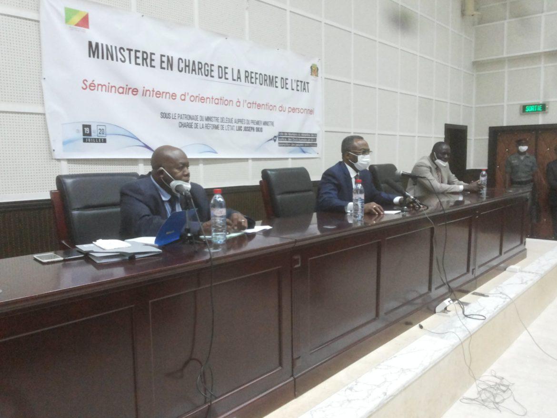 Des  orientations pour améliorer la gouvernance publique