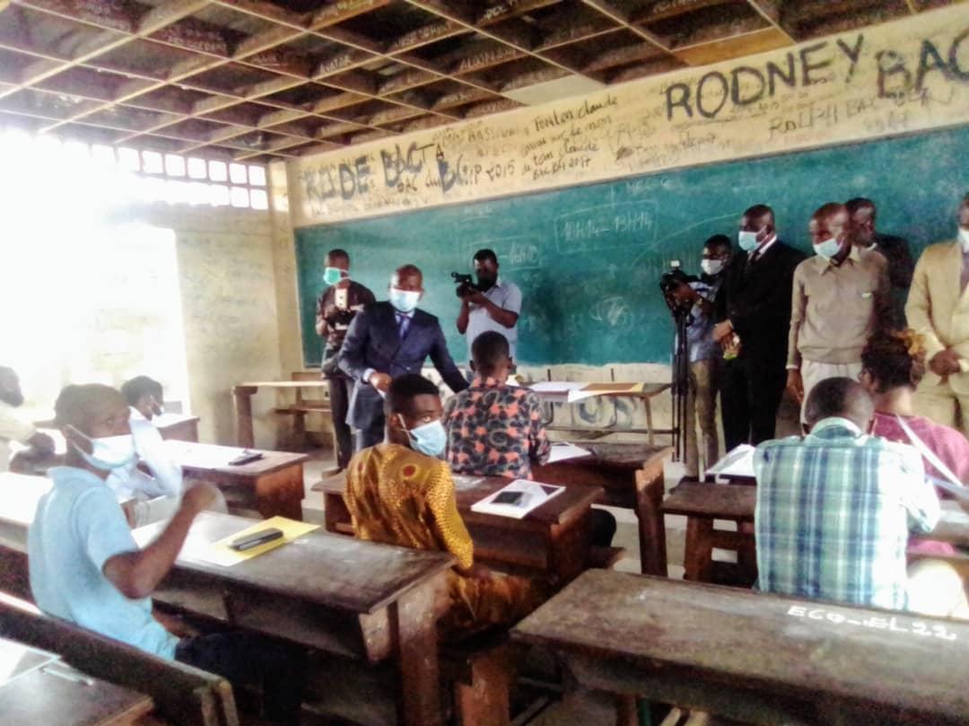 128 candidats aux concours d'entrée à l'Ecole congolaise optique