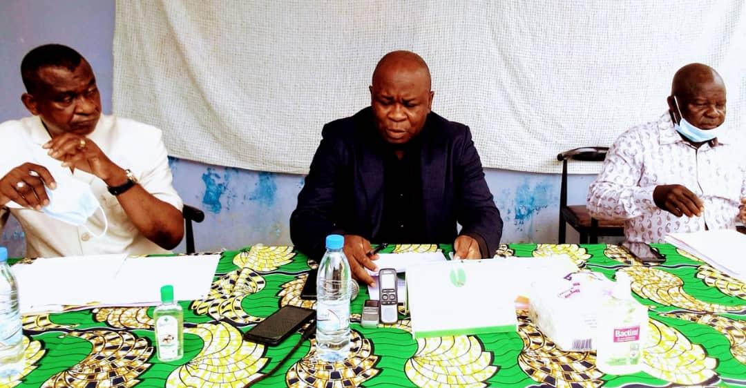 L'Axe ''Liboka'' décide d'investir pour les jeunes